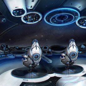 JediMaster – Crew Quarters